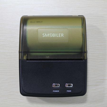 图片 SMOBILER 便携式蓝牙打印机 P370